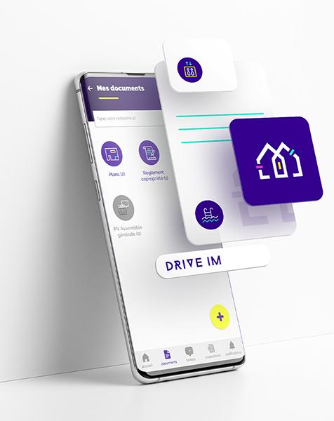 android smartphone DriveIM app