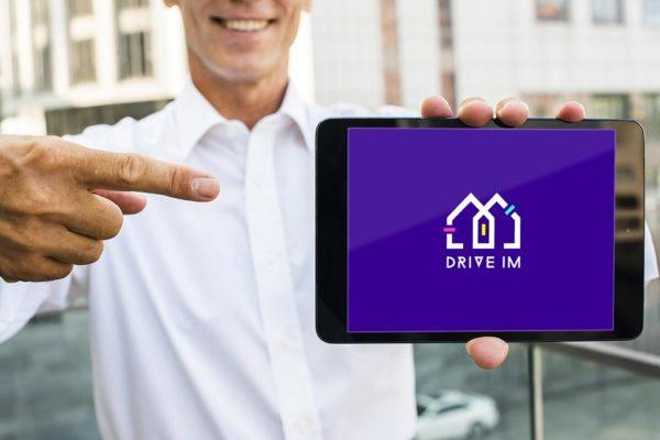 DriveIM iPad app